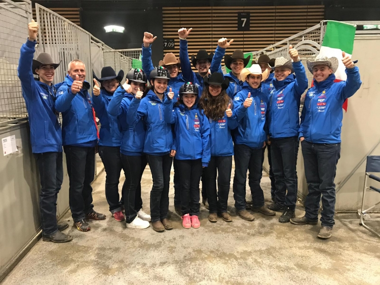 FEI Reining European Championship for Junior and Young Rider
