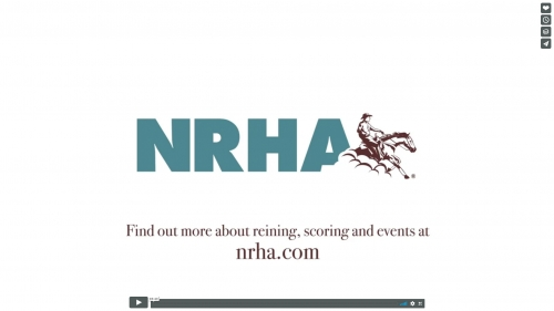 NRHA: How reining is judged