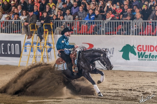 Futurity 2019 - MIRKO MIDILI & NOT BLACK AT ALL score 223,5