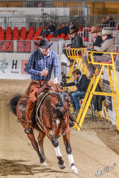 Futurity 2019 - CLAUDIO RISSO & RS STARFIGHTER LENA score 142,5