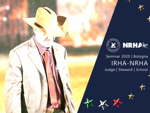 IRHA-NRHA Judge & Steward Seminar 2020